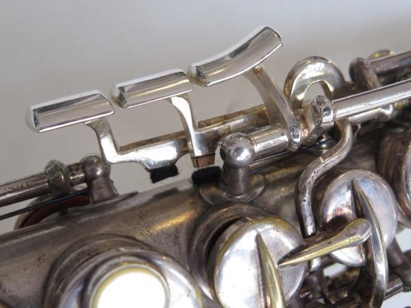Saxophone soprano Martin handcrafted argenté (1)