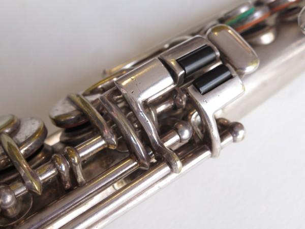 Saxophone soprano Martin handcrafted argenté (10)