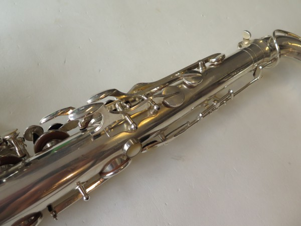 Saxophone ténor Selmer balanced action argenté (5)