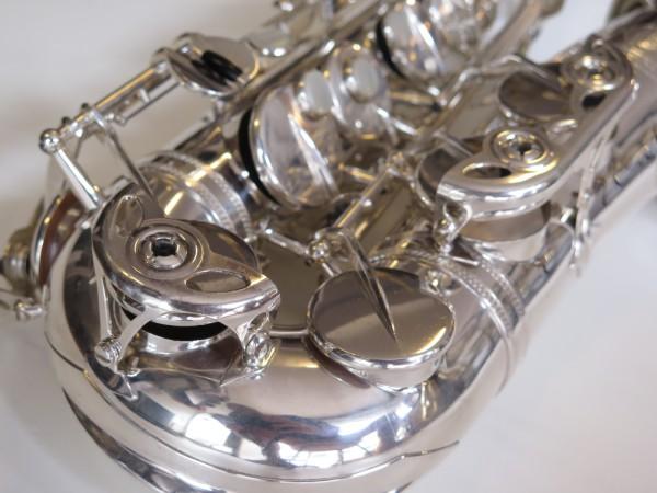 Saxophone alto Selmer Mark 6 argenté (13)