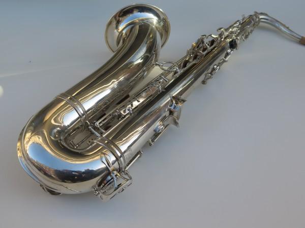 Saxophone ténor Selmer Mark 6 argenté (8)