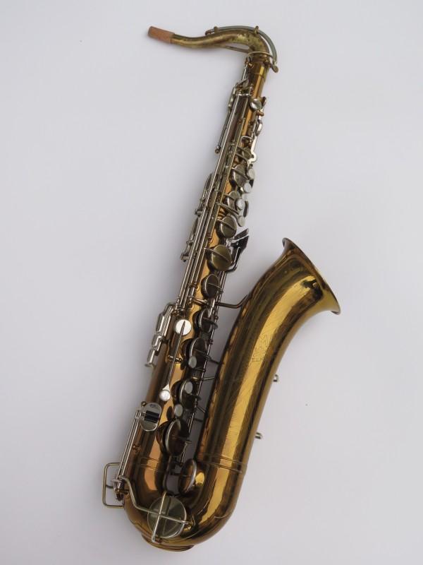 Saxophone ténor Martin committee 2 verni gravé (11)