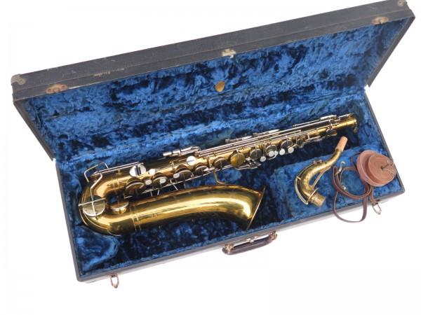 Saxophone ténor Martin committee 2 verni gravé (13)