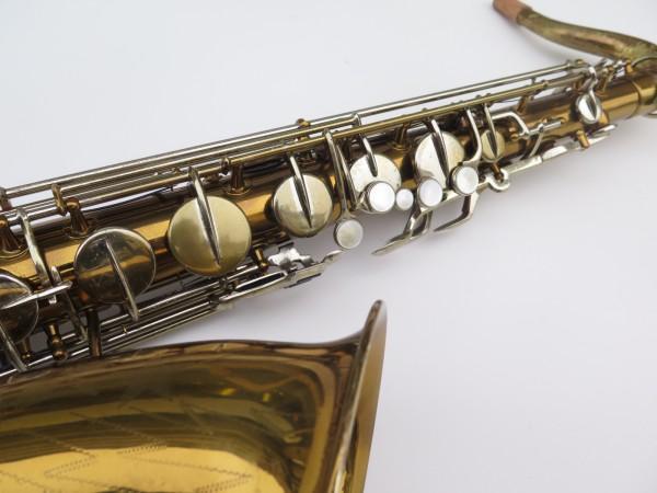 Saxophone ténor Martin committee 2 verni gravé (4)