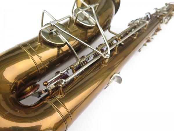Saxophone ténor Martin committee 2 verni gravé (6)