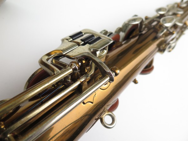 Saxophone ténor Martin committee 2 verni gravé (7)