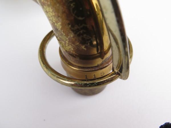 Saxophone ténor Martin committee 2 verni gravé (9)