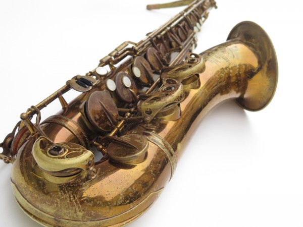 Saxophone ténor Selmer Super Balanced Action verni (1)