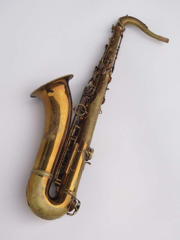 Saxophone ténor Selmer Super Balanced Action verni (11)