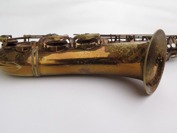 Saxophone ténor Selmer Super Balanced Action verni (7)