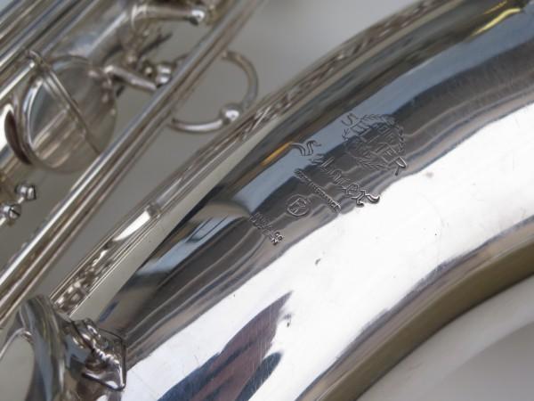 saxophone baryton Selmer Mark 6 argenté (12)