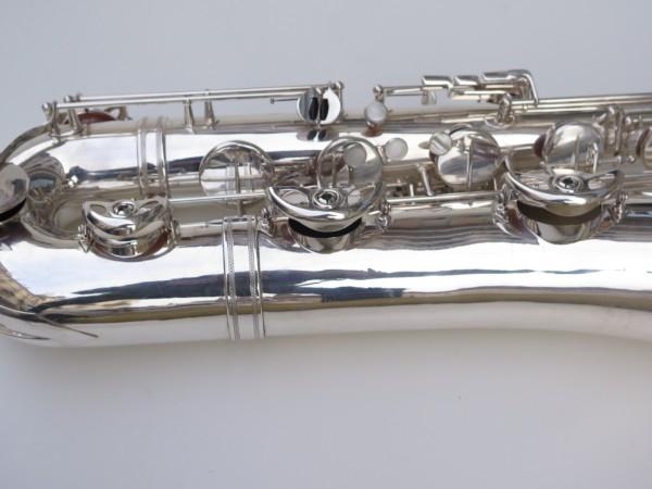 saxophone baryton Selmer Mark 6 argenté (13)