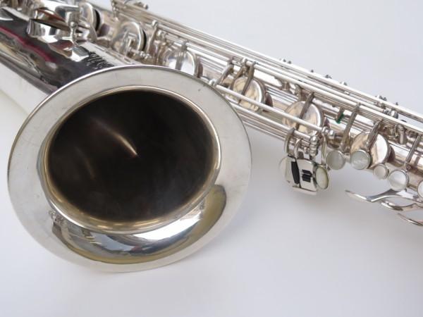 saxophone baryton Selmer Mark 6 argenté (3)