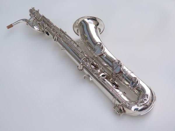 saxophone baryton Selmer Mark 6 argenté (5)