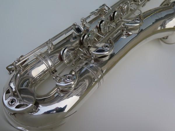 saxophone baryton Selmer Mark 6 argenté (7)