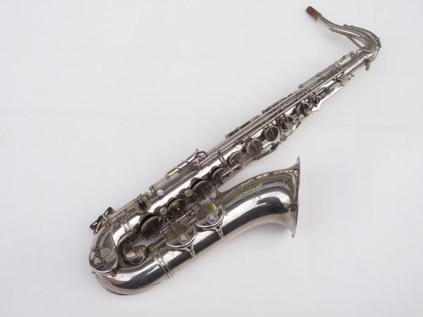 Saxophone ténor SML gold medal nickelé (12)