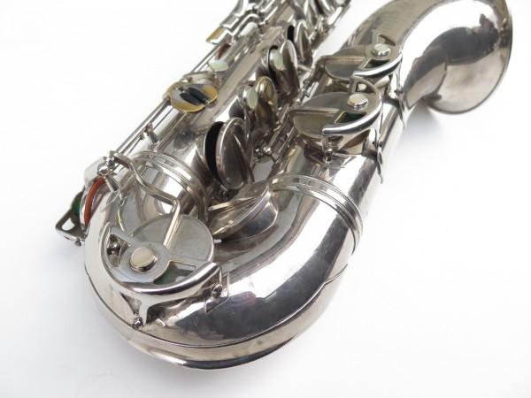 Saxophone ténor SML gold medal nickelé (2)