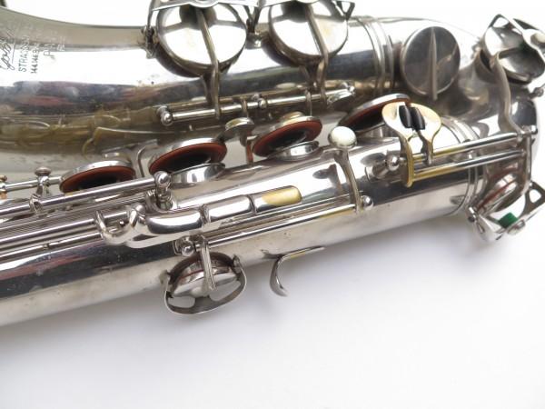 Saxophone ténor SML gold medal nickelé (3)