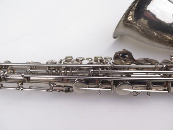 Saxophone ténor SML gold medal nickelé (4)