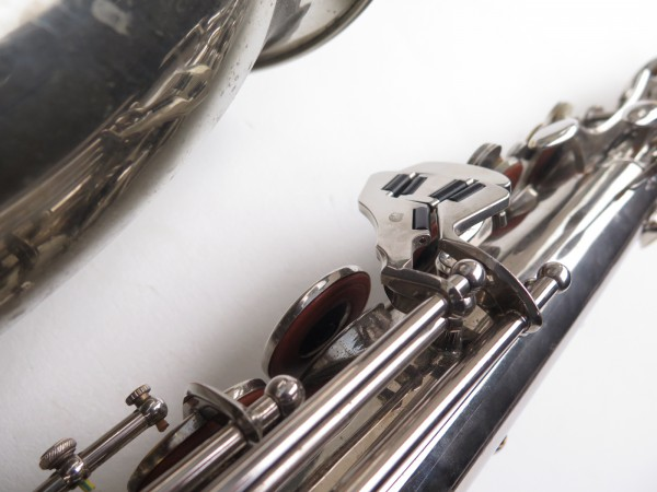 Saxophone ténor SML gold medal nickelé (5)