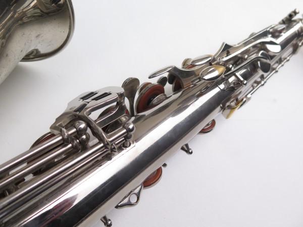 Saxophone ténor SML gold medal nickelé (6)