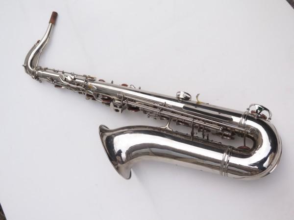 Saxophone ténor SML gold medal nickelé (7)