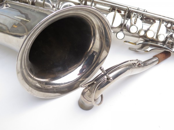 Saxophone ténor SML gold medal nickelé (9)