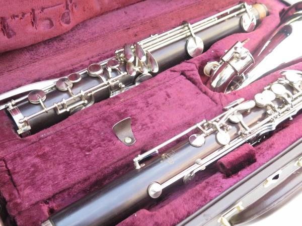 Clarinette basse Buffet Crampon Mib grave (4)