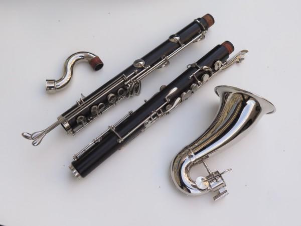 Clarinette basse Buffet Crampon Mib grave (6)