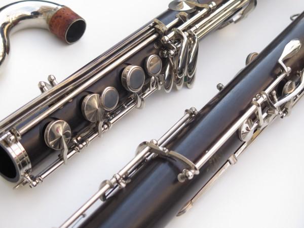 Clarinette basse Buffet Crampon Mib grave (7)