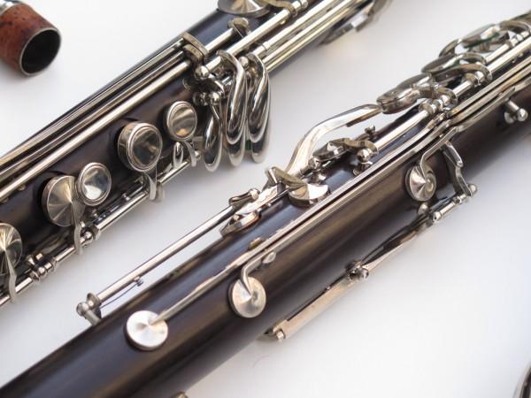 Clarinette basse Buffet Crampon Mib grave (8)