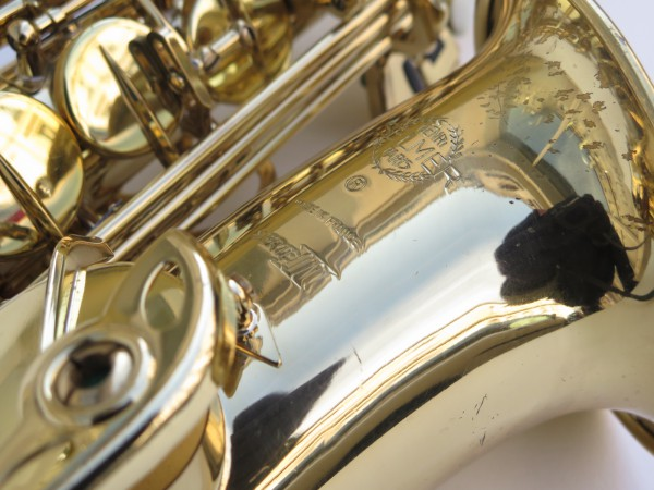 Saxophone alto Selmer Série 3 verni (10)