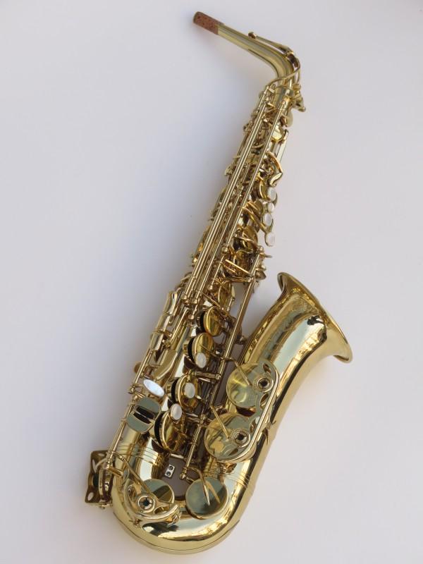 Saxophone alto Selmer Série 3 verni (7)