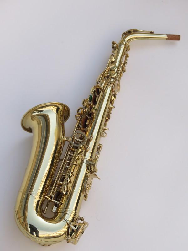 Saxophone alto Selmer Série 3 verni (8)