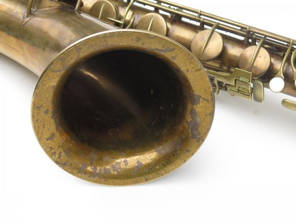 Saxophone baryton Conn 12M verni (12)