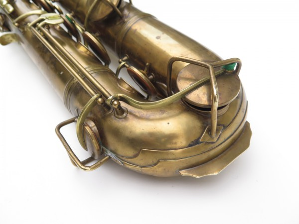 Saxophone baryton Conn 12M verni (20)