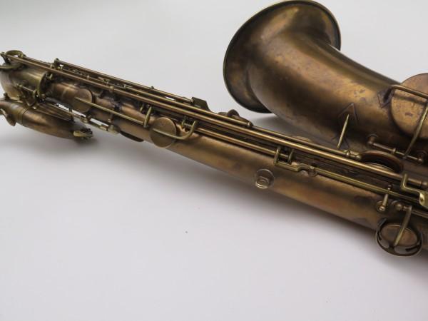 Saxophone baryton Conn 12M verni (22)
