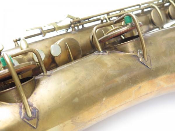 Saxophone baryton Conn 12M verni (3)