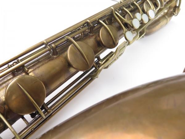 Saxophone baryton Conn 12M verni (7)