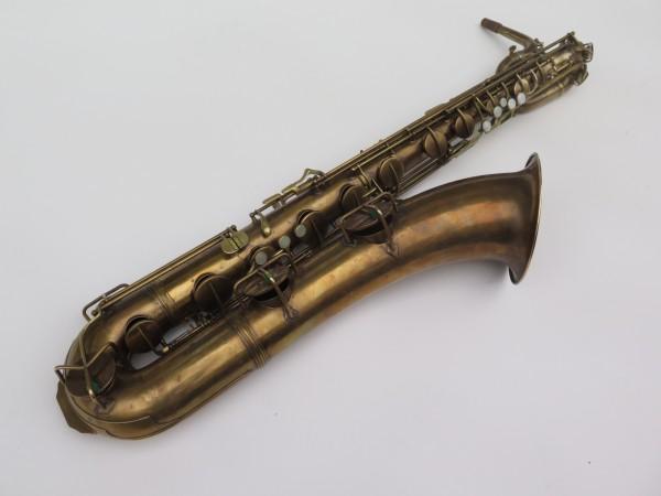 Saxophone baryton Conn 12M verni (9)