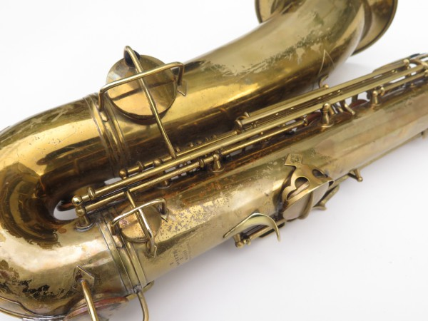 Saxophone ténor Conn Chu Berry verni (1)