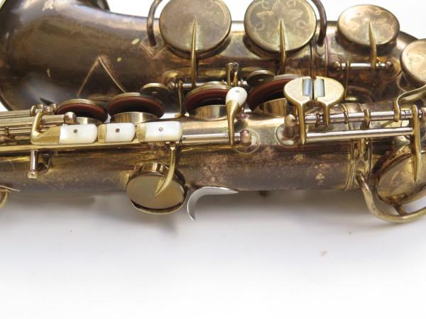 Saxophone alto King Zephyr Special verni gravé (14)