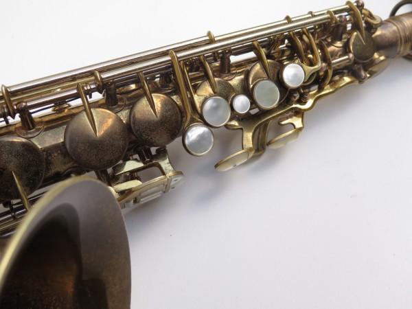 Saxophone alto King Zephyr Special verni gravé (15)