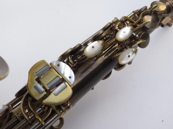 Saxophone alto King Zephyr Special verni gravé (16)
