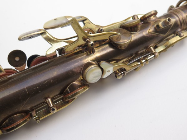 Saxophone alto King Zephyr Special verni gravé (17)