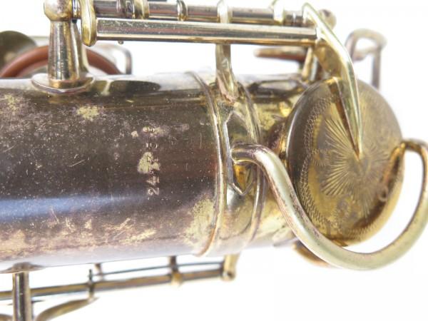 Saxophone alto King Zephyr Special verni gravé (18)