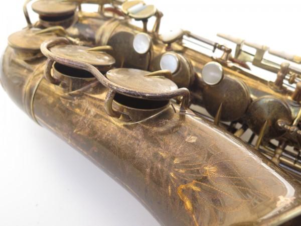 Saxophone alto King Zephyr Special verni gravé (23)