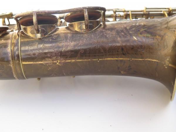 Saxophone alto King Zephyr Special verni gravé (24)