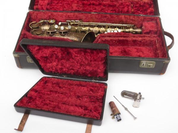 Saxophone alto King Zephyr Special verni gravé (4)
