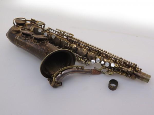 Saxophone alto King Zephyr Special verni gravé (7)